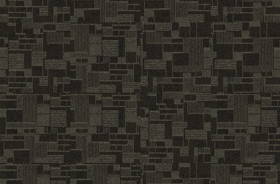 Checkmate Carpet Tiles - Brown Grizzly