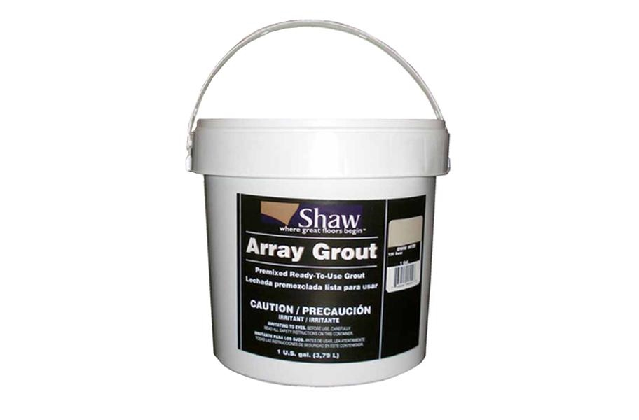 Shaw Array LVT Grout