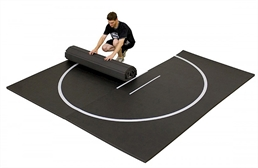 Deluxe Home Wrestling Mats