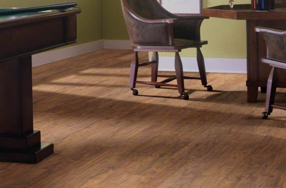 Shaw Easy Street Vinyl Planks - Lodge