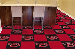 FANMATS MLB Carpet Tiles