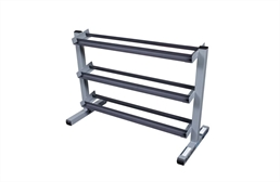 Body-Solid 40 Inch 3-Tier Dumbbell Rack