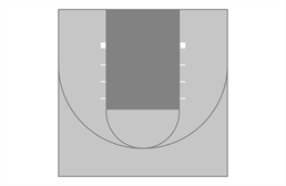 Indoor Basketball Court Kits