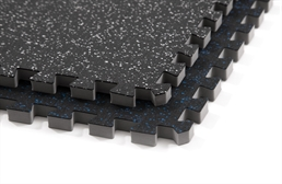"3/4"" Soft Rubber Tiles"