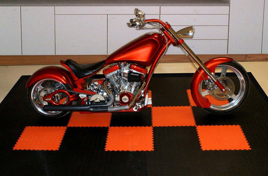 Diamond Flex Tiles Pvc Garage Floor Tiles