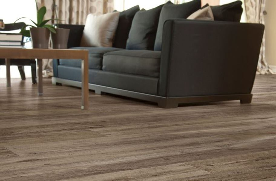 COREtec Plus Enhanced Waterproof Planks - Aden Oak