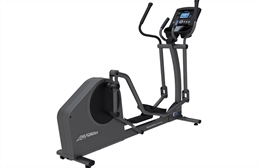 LifeFitness E1 Elliptical Cross-Trainer w/ Console