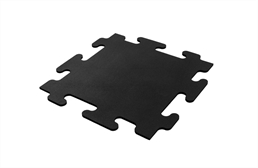 "1/2"" Mega-Lock Rubber Tiles"