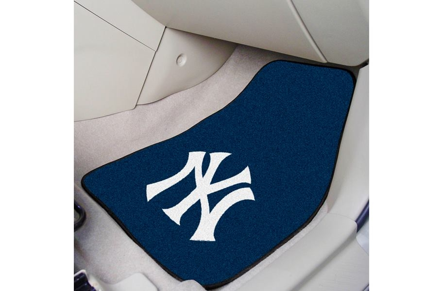 MLB Carpet Car Mats