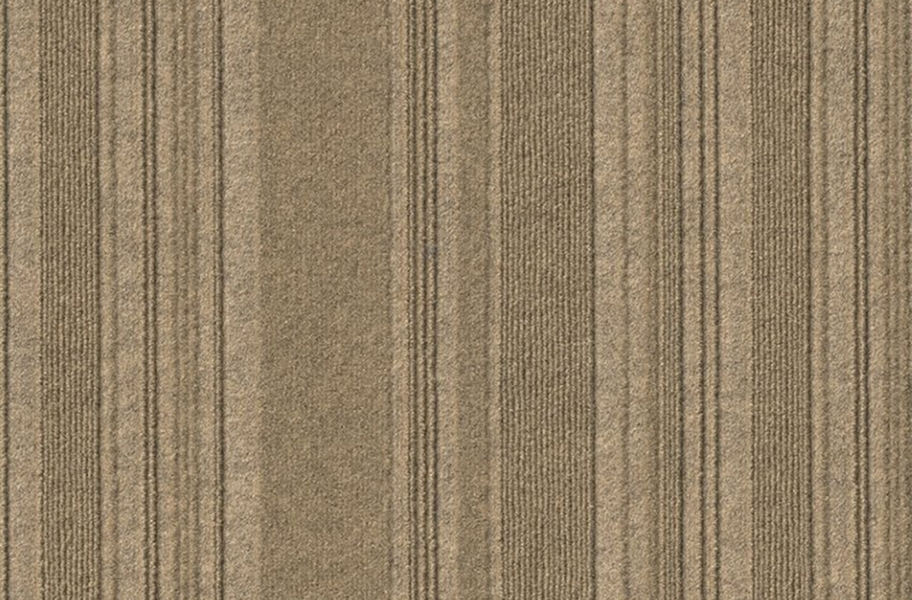 On Trend Carpet Tiles - Ivory