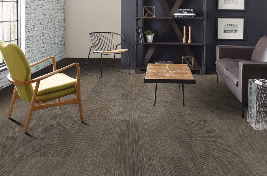 Shaw Declare Carpet Tile - Newsfeed
