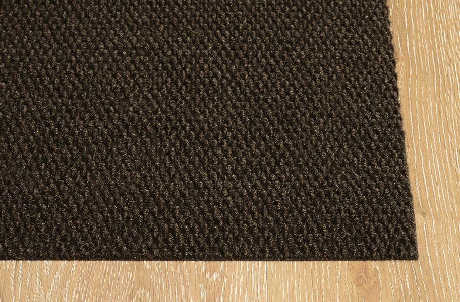 Hobnail Chocolate Indoor/Outdoor Area Rug
