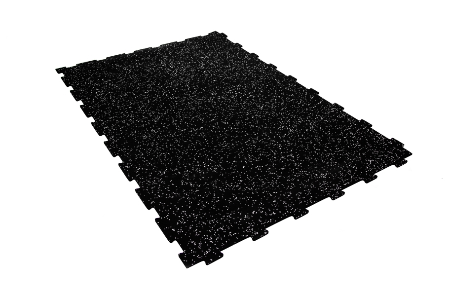 Titan 4' x 6' Straight Edge Interlock Mats
