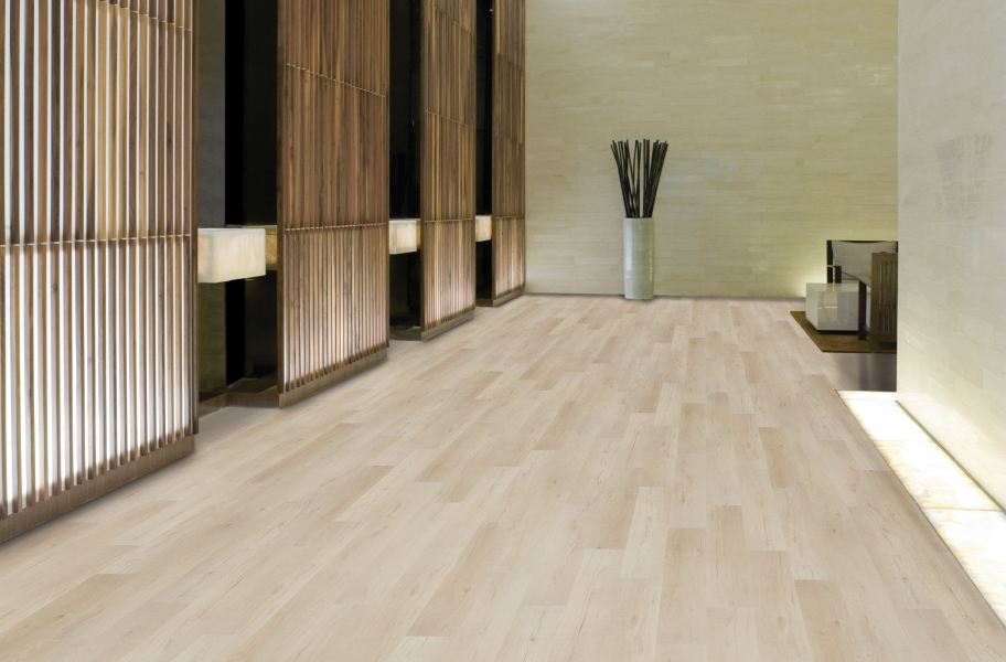 COREtec Pro Plus Rigid Core Vinyl Planks - Laguna Oak