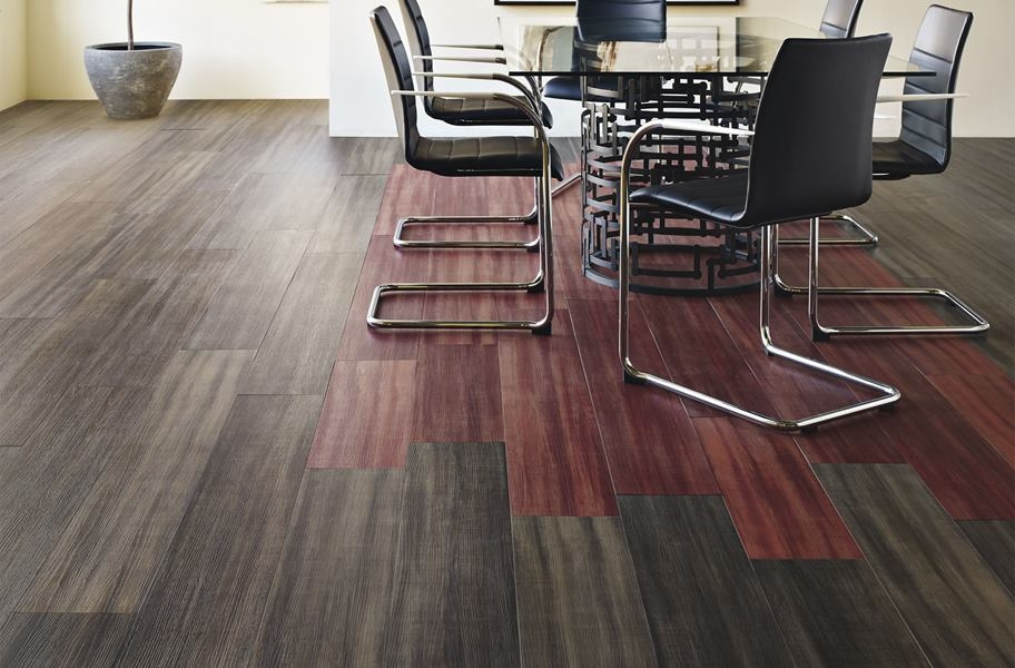 Shaw Color Washed Rigid Core Planks