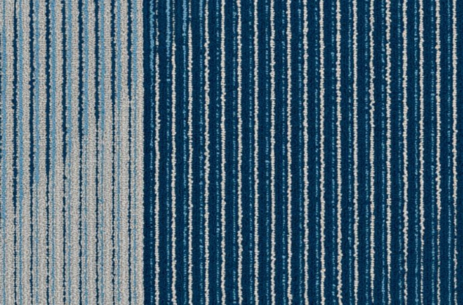 Shaw Block By Block Carpet Tiles - Out of the Blue
