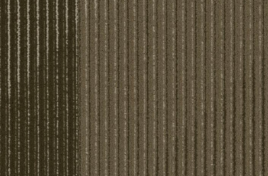 Shaw Block By Block Carpet Tiles - On Neutral Ground