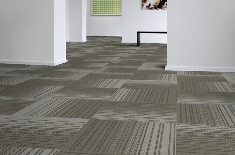 Fluid Carpet Tile