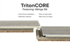 "TritonCORE 7"" Waterproof Vinyl Planks"