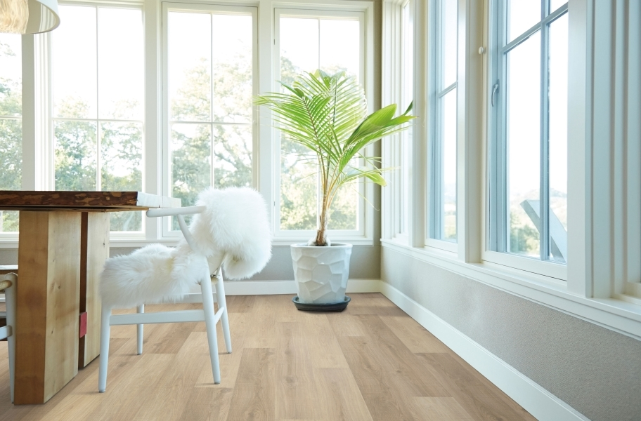"Masland 7"" Waterproof Vinyl Planks - Coronado Oak"