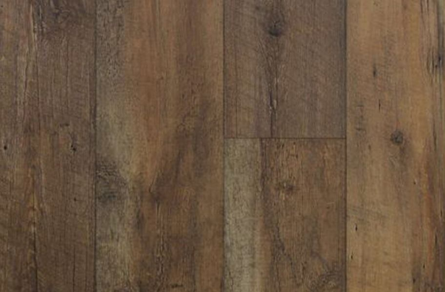 Market & Main Waterproof Vinyl Planks - Smokehouse Oak