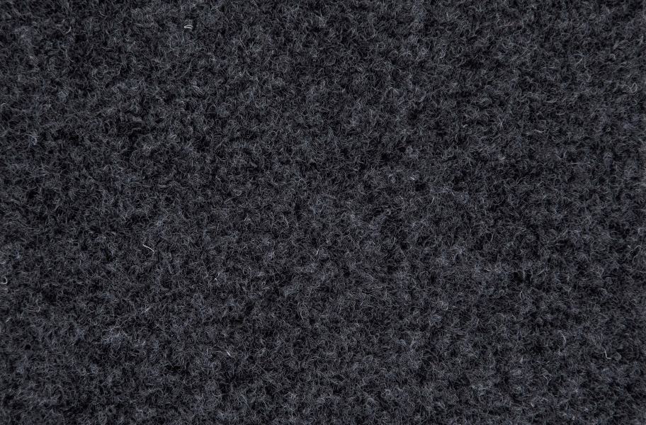 "5/8"" Eco-Soft Carpet Tiles - Black"
