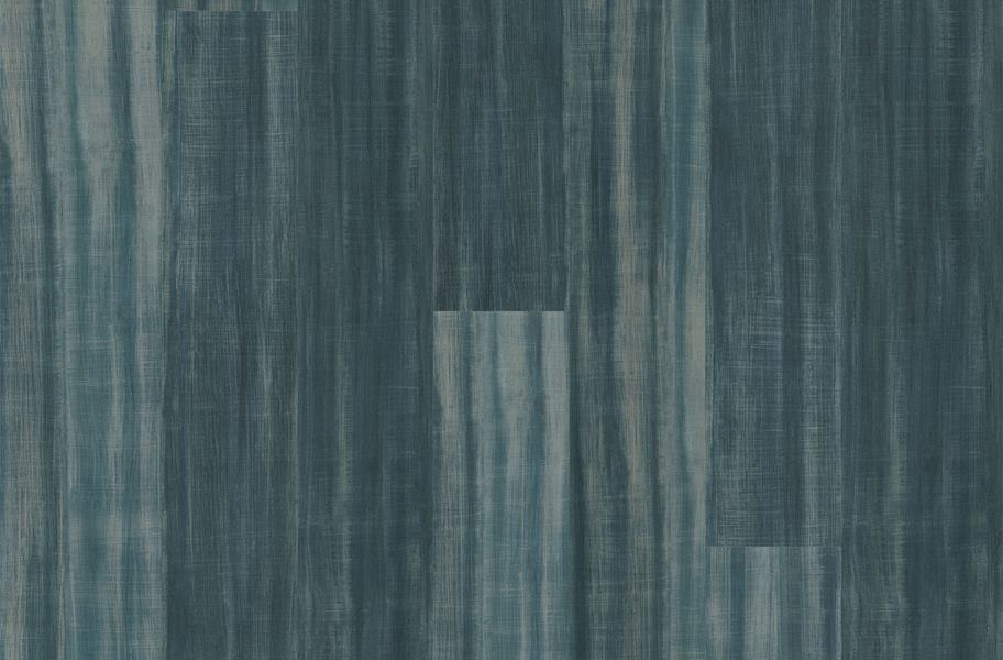 Shaw Color Washed Rigid Core Planks - Tealberry