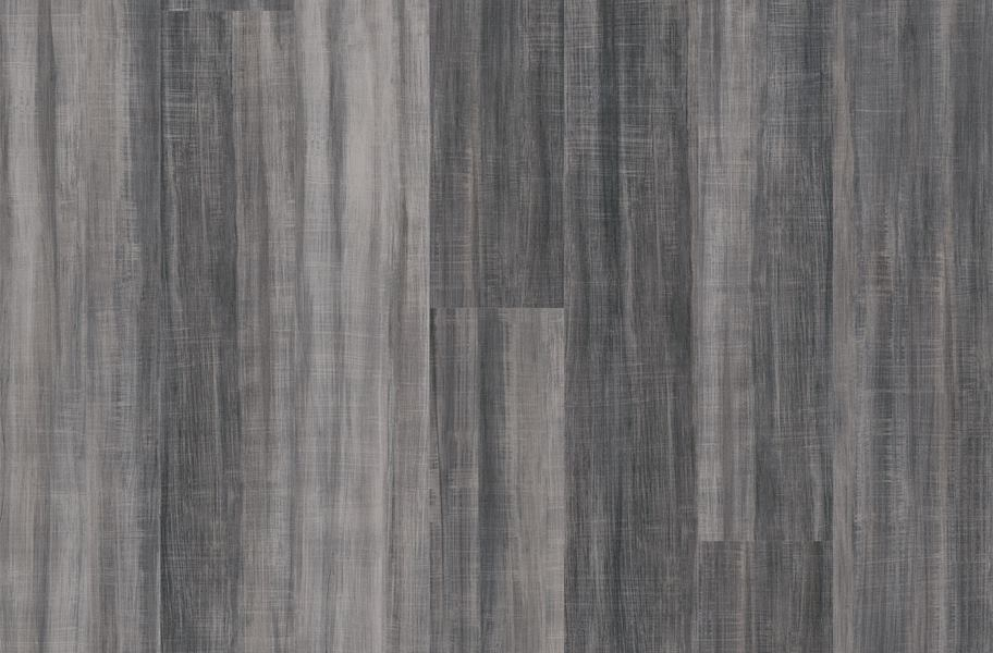 Shaw Color Washed Rigid Core Planks - Lazy Gray