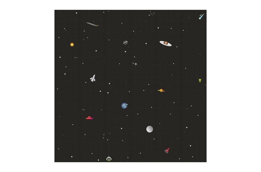 Outer Space Flex Tile Kit