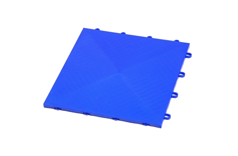 Premium Flat Top Dance Tiles - Royal Blue