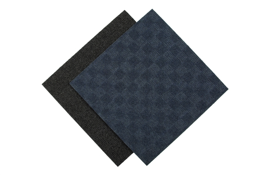 Checkered Carpet Tile - Seconds