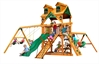 Frontier Playset - Frontier Playset with Malibu Roof