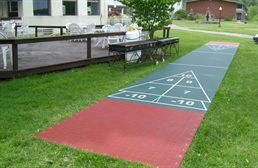 Premium Shuffleboard Court Kit