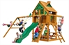Chateau Clubhouse - Chateau Clubhouse with Deluxe Green Vinyl Canopy