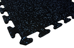 "3/8"" PowerPlay Rubber Tiles"