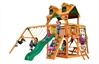 Navigator Playset - Navigator Playset with Canvas Forest Green Canopy