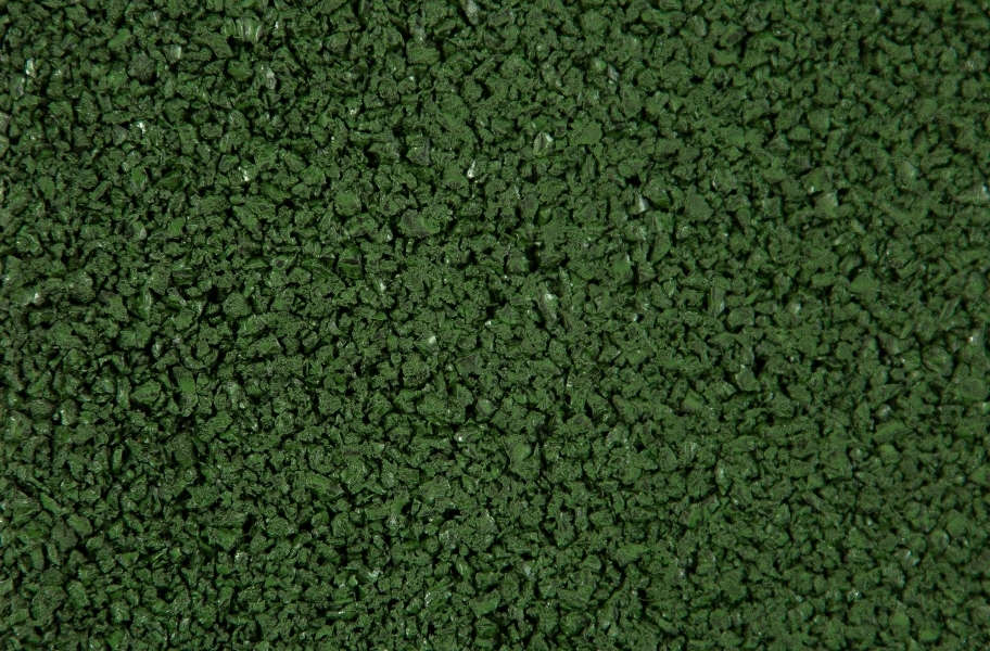 Northern Lights Rubber Pavers - Forest Green