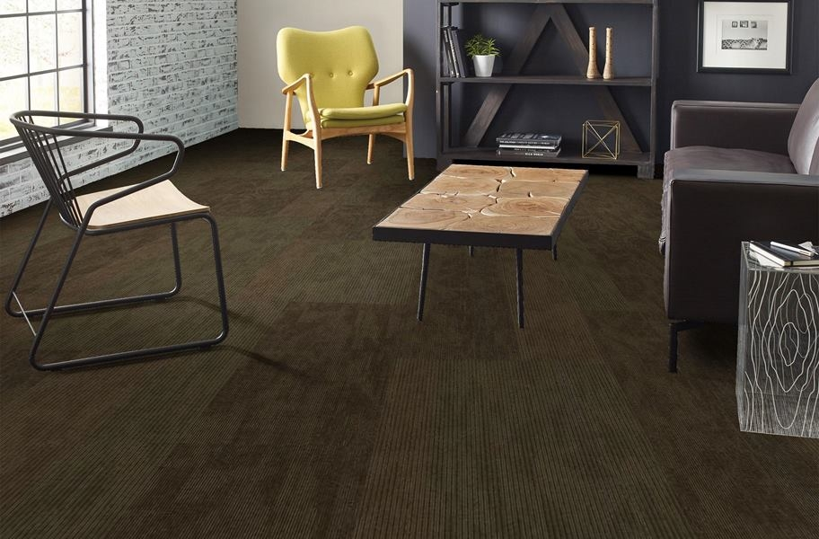 Shaw Disclose Carpet Tile - Reported