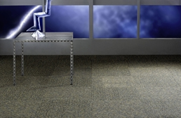 Shaw High Voltage Carpet Tile