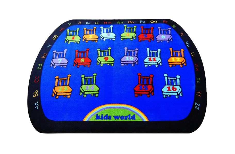 Chairs Kids Rug
