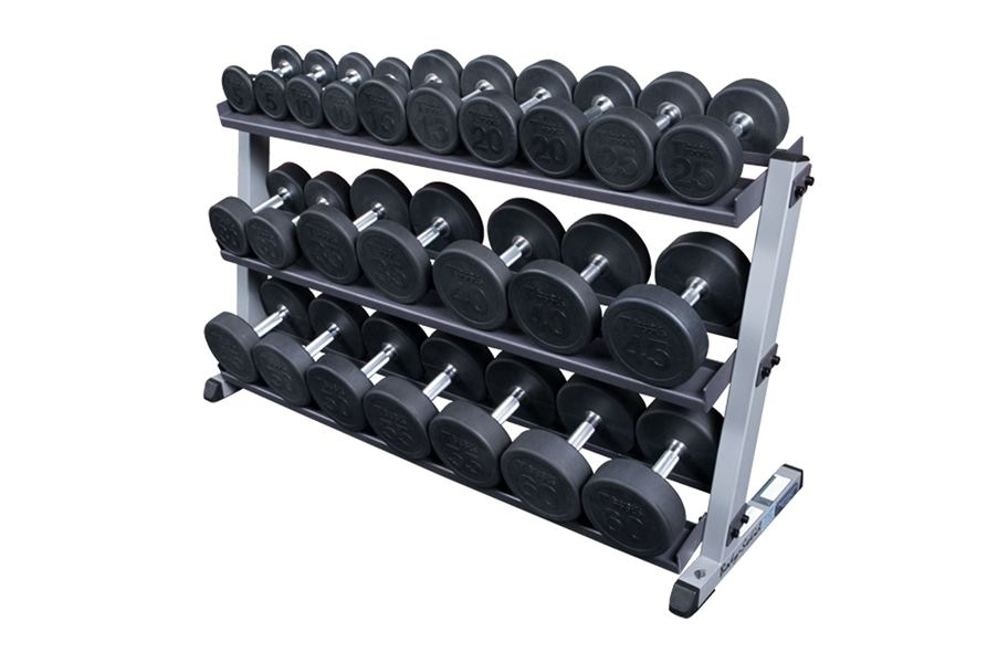 Third Tier for Body-Solid Dumbbell Rack