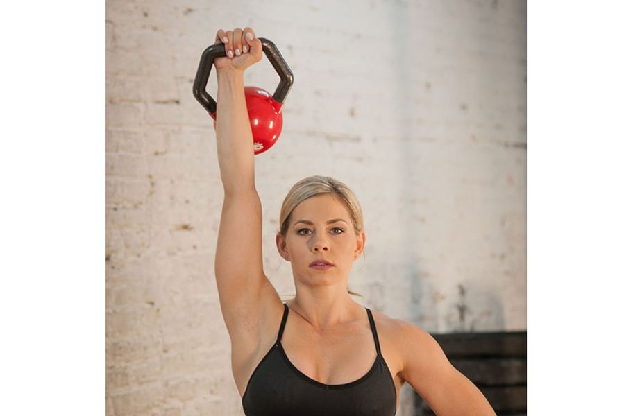 Body-Solid Vinyl Dipped Kettleball Sets
