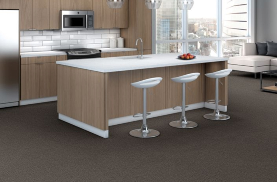 Shaw Profusion Carpet Tile - Plethora
