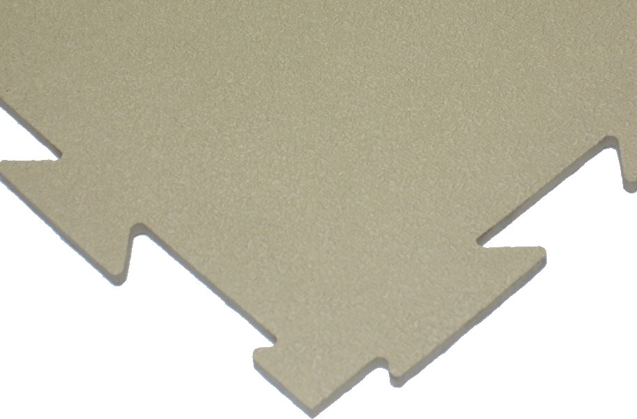 "1/4"" Terra Lock Virgin Rubber Tiles"