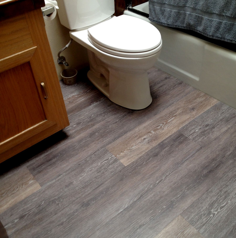 "Vinyl Flooring Wood Reviews: Customer Reviews: COREtec Plus 7"" Waterproof Vinyl Planks"