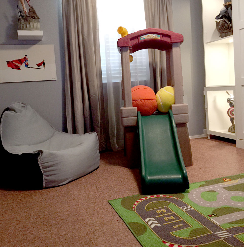 Customer review image of  in Kids Play Room/ Guest Bedroom