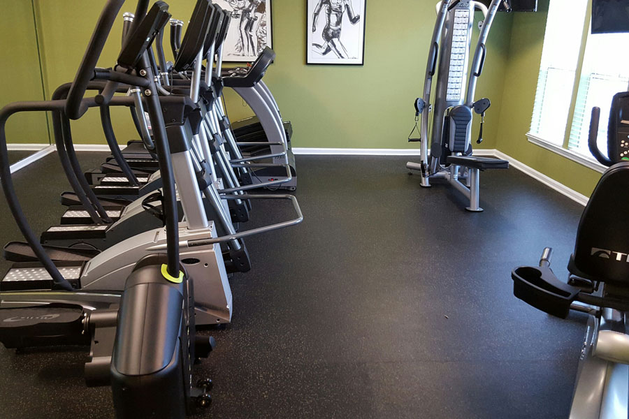 Customer review image of  in Gym Floor