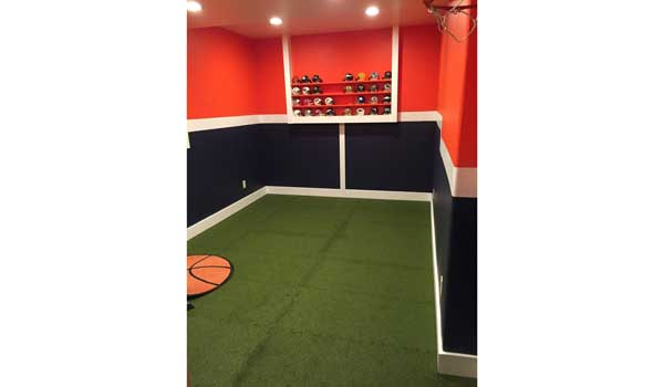 Customer review image of  in Sports Room