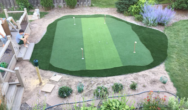 Customer review image of  in Putting Green
