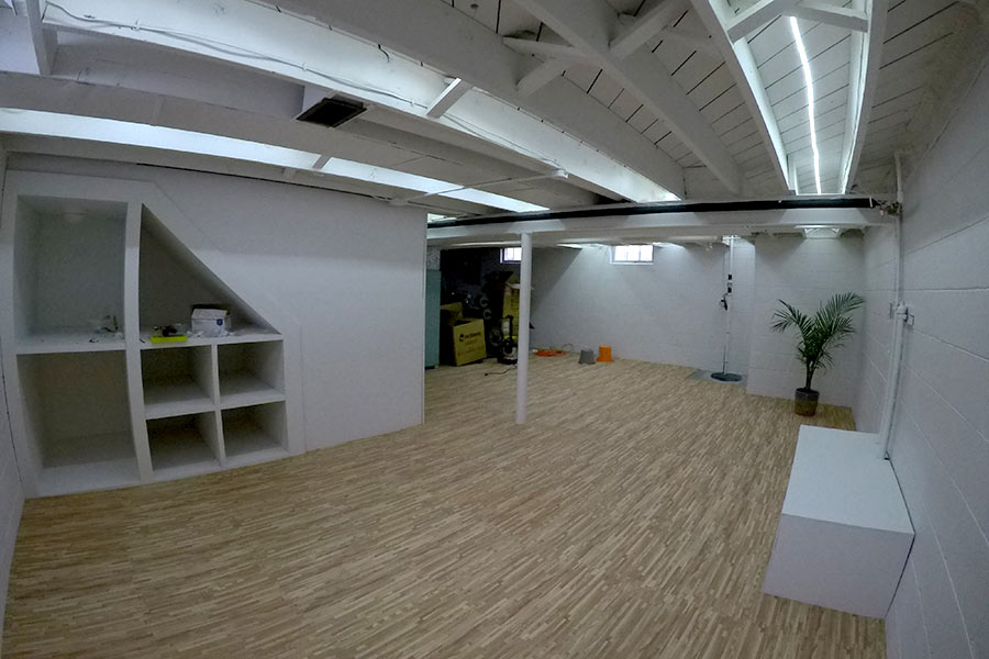 Customer review image of  in Home Gym Basement